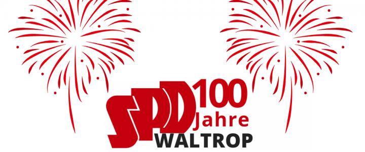 100 Jahre SPD Waltrop