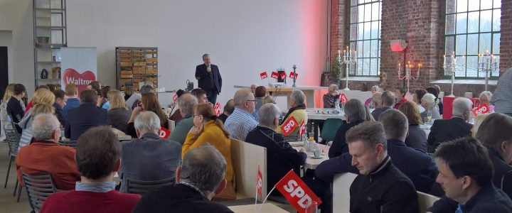 Neujahrsempfang der SPD Waltrop 2019