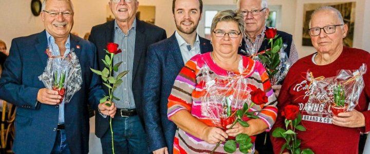 AG 60plus der SPD startet mit neuem Vorstand durch