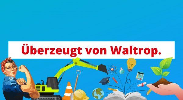Unser Programm für Waltrop 2020-2025